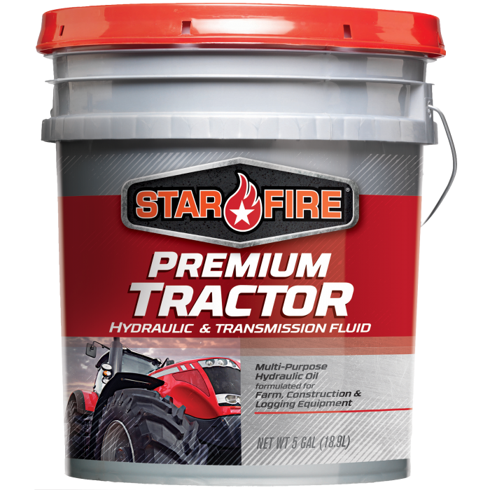 Star Fire Premium Tractor Hydraulic & Transmission Fluid